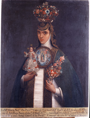 Sor María Antonia de la Purísima Concepción