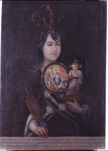 Sor María de la Luz del Señor San Joaquin