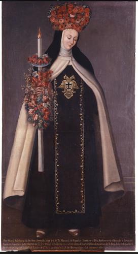 Sor María Bárbara del Señor San José