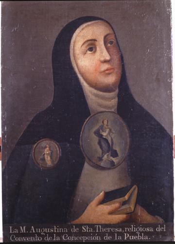 Madre Agustina de Santa Teresa