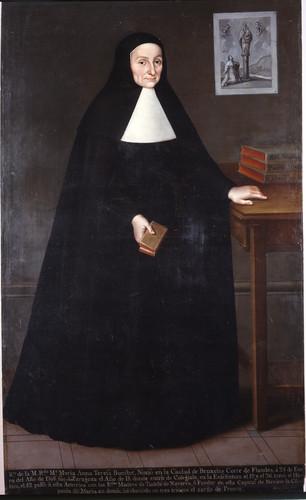 Madre María Ana Teresa Bonstet