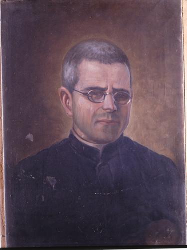 Retrato de clérigo