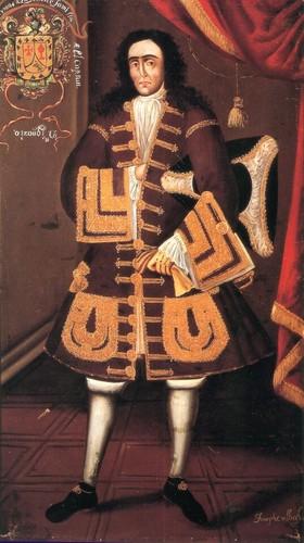 Capitán Ignacio de Bernárdez