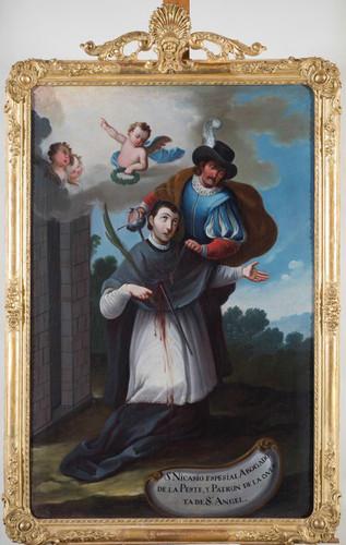 Martirio de San Nicasio