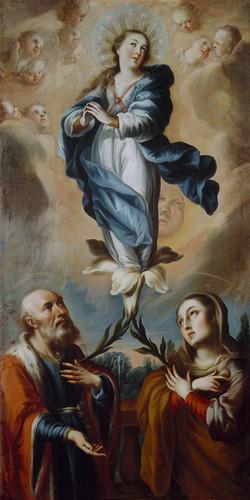 Alegoría de la Inmaculada Concepción de María