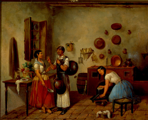 Cocina poblana