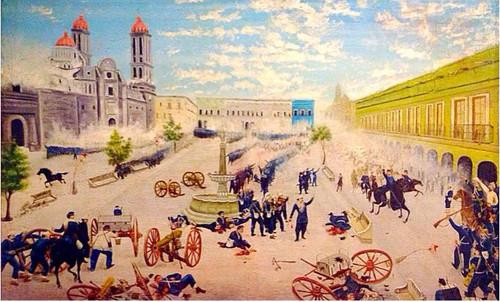 Batalla del 2 de abril de 1867