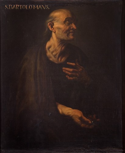 Apóstol San Bartolo