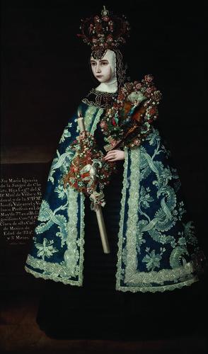 Sor María Ignacia de la Sangre de Cristo
