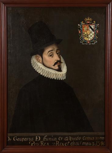 Virrey Gaspar de Zúñiga y Acevedo