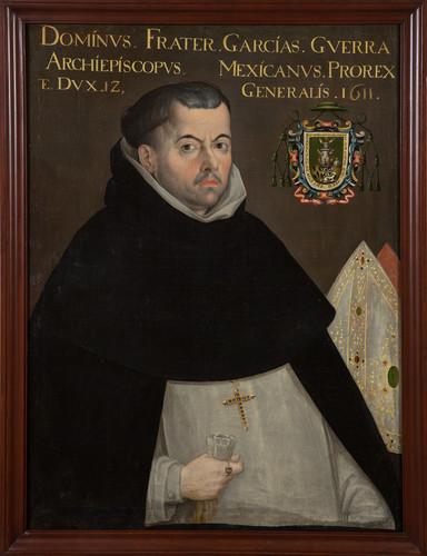 Virrey Fray García Guerra