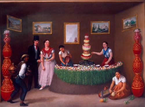Vendedoras de horchata