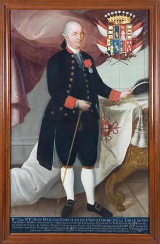Juan Manuel González de Cossío