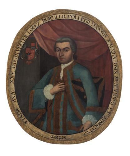 Retrato de Silvestre López Portillo