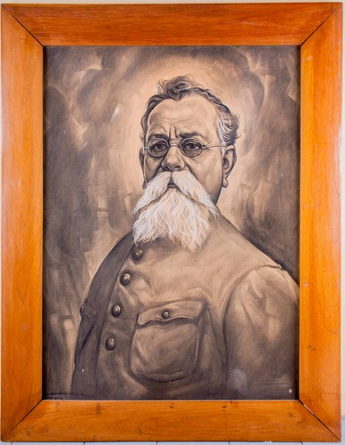 Retrato de Carranza