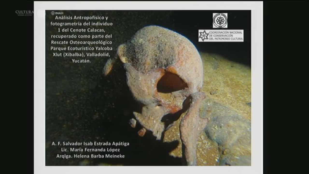 Arqueología Subacuática 3 - Mesa 8