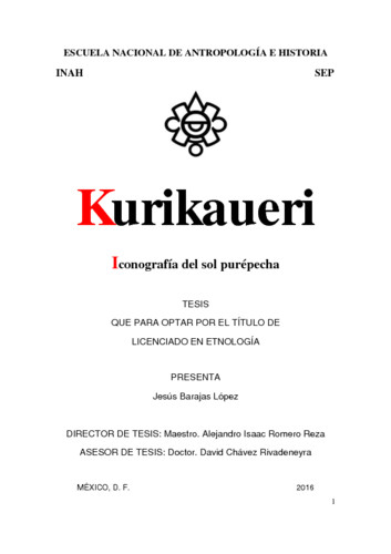Kurikaueri : iconografía del sol purépecha