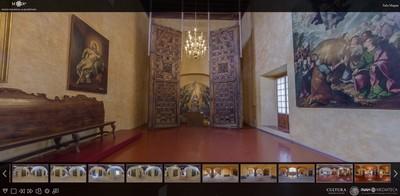 Exposición permanente del Museo Regional de Querétaro