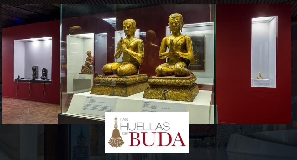 Exposición temporal Las Huellas de Buda