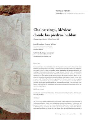 Chalcatzingo, México: donde las piedras hablan