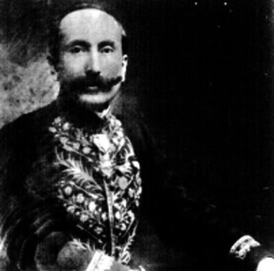 Olegario Molina, retrato