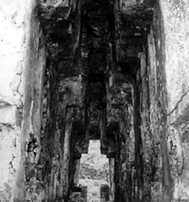 Cripta del templo de las Inscripciones