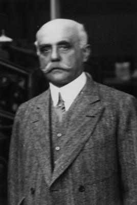 Ernesto Pubiget, Empresario, retrato