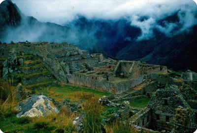 Zona arqueologica de