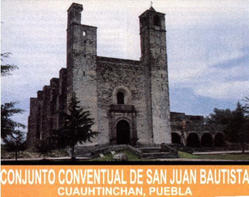 Conjunto conventual de San Juan Bautista