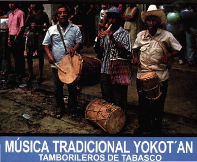 Música Tradicional Yokot'an