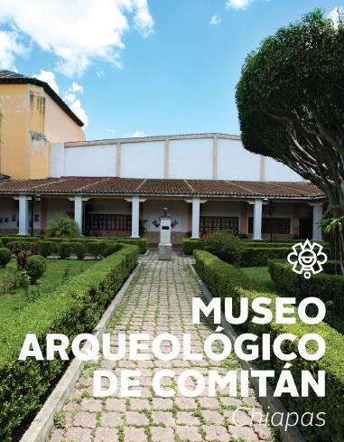 Museo Arqueológico de Comitán