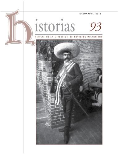 Historias Num. 93 (2016)