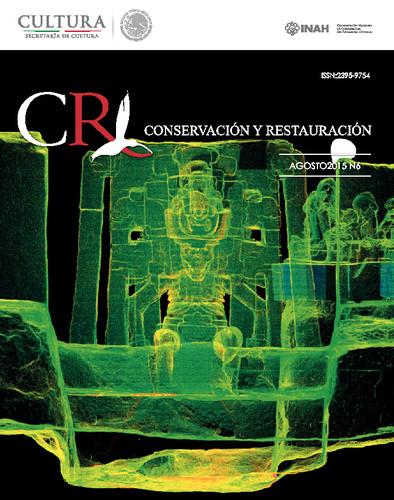 CR. Conservación y Restauración Num. 6 (2015)