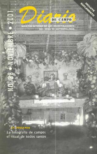 Diario de Campo Num. 38 (2001)