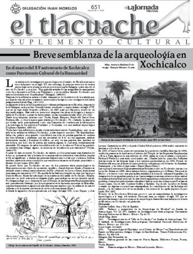 El Tlacuache Num. 651 (2014)