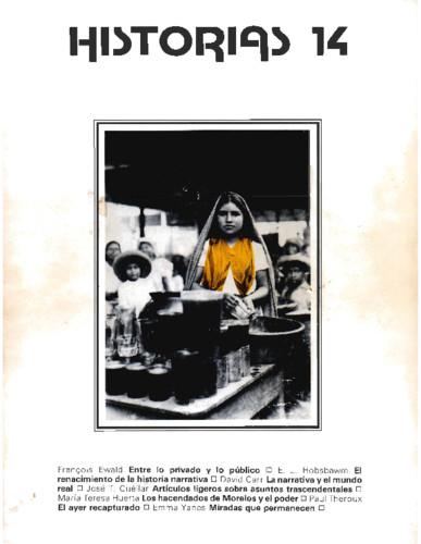 Historias Num. 14 (1986)