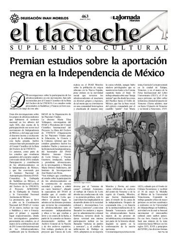 El Tlacuache Núm. 463 (2011)