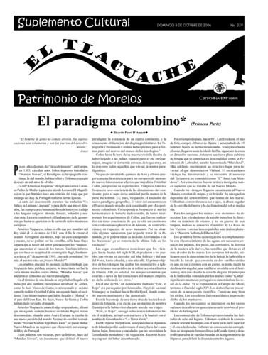 El Tlacuache Núm. 229 (2006)