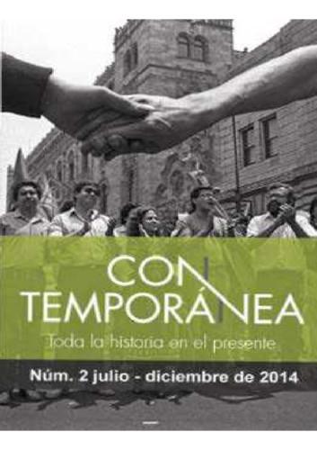 Con-temporánea - Num. 2 (2014)