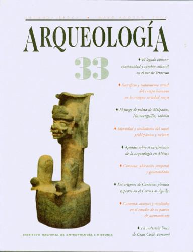 Arqueología -  Num. 33 (2004) Segunda época