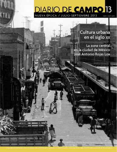 Diario de Campo - Num. 13 (2013)