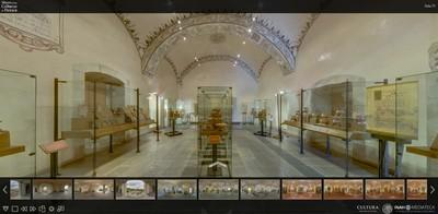 Exposición permanente del Museo de las Culturas de Oaxaca y Templo de Santo Domingo de Guzmán